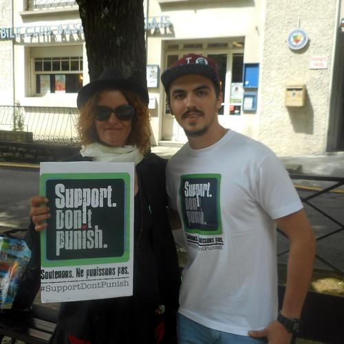 support don't punish  Pau 201636
