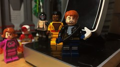 Owen Mercer (LordAllo) Tags: lego dc suicide squad captain boomerang junior owen mercer gotham underground salvation run bronze tiger deadshot plastique bane