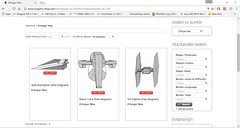 Star Wars Models on Origami-Shop (Mdanger217) Tags: max danger jedi starfighter slave 1 tie fighter diagrams origamishop nicolas terry origami