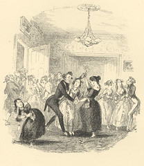 Funny Young Gentleman (Rescued by Rover) Tags: phiz illustration dickens sketches boz victorian london scenes young gentleman lady couple funny