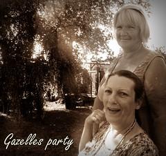 2016-09-13 gazelles (15)gazelles party (april-mo) Tags: mature women partyportraitgarden party garden portrait spontaneous