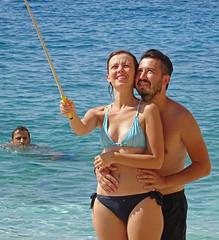 Kaputas selfie (chericbaker) Tags: kaputas beach selfie