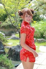 IMG_8598d (mingyan6688) Tags:   md     pretty girl taipei taiwan woman   canon outdoor