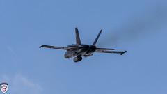 Fa-18 Hornet@ Airbase Meiringen (brutus_ch) Tags: ralfmaurer meiringen meiringenairbase schweiz schweizerluftwaffe swissairfoce switzerland fighter fa18 fa18hornet hornet