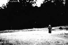 Evasion psychiatrique (B.RANZA) Tags: folie noiretblanc fugue