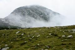 Surrounded by clouds (Tudor G.) Tags: retezat mountain romania national park