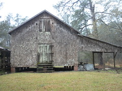 storage (Just Back) Tags: door camera wood old roof rot love sc barn rural see store ancient remember sad farm shingles country shed scene forgotten cedar memory carolina ago former past webb unused shakes relict pinus