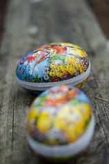 Happy Easter! (Eldholm) Tags: yellow easter dof eggs bunnys