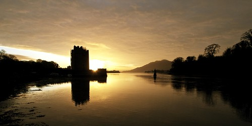 Narrow Water Sunrise