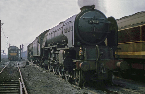 Flickriver: Photoset 'Railways in the 1960s ' by David Rostance Douglas R. Shrewsbury