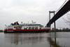 Départ du paquebot FRAM de Bordeaux - 07 avril 2013