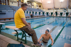 Big Splash in the NCAA (Dartmouth Flickr) Tags: students swimming athletics athletes ncaa dartmouth karlmichaelpool nejczupan