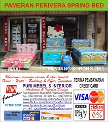 PURI PERIVERA IN STORE PROMO (6) (PURI SPRING BED CENTER) Tags: hello bird florence spring bed teddy furniture hellokitty interior central champion spiderman kitty mickey romance bee american elite koala pooh teddybear angry headboard mickeymouse winniethepooh simmons minniemouse serta 3in1 per 2in1 mattress quantum divan alga puri busa tomjerry sealy superland dreamline pegas slumberland kasur bigland springbed dipan dunlopillo angrybirds mebel harmonis shawnthesheep everdream kingkoil enzel airland springair bigpoint comforta protectabed sandaran therapedic guhdo kasurbusa purifurniture kasurper comfortaspringbed ladyamericana perivera periveraspringbed