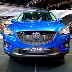 Mazda CX-5 at the 34th Bangkok International Motor Show thumbnail