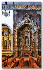Capela lateral da igreja de S. Pedro em Faro (vmribeiro.net) Tags: portugal geotagged faro s pedro igreja lateral capela geo:lat=3701858006246647 geo:lon=7934694766864823
