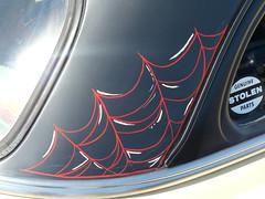 pinstripe detail (bballchico) Tags: chevrolet 1954 austintexas carshow pinstripe 1953 lonestarroundup lonestarrodkustomroundup2013 lonestarroundup2013