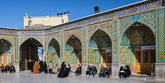 IMG_1927 (ninara) Tags: shrine iran islam qom