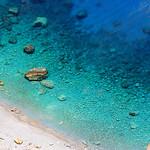 Blue of greece Amorgos island