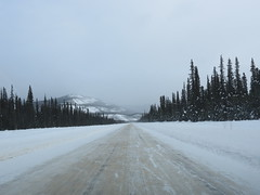 Idiot driver on the North Klondike Highway (jimbob_malone) Tags: yukon 2013 northklondikehighway