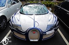 Porcelain Heart (AdamC3046) Tags: london sport amazing grand lor bugatti blanc rare supercar supercars veyron 2013 grandsport worldcars
