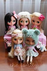 My girls :) xx