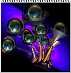 f122 (bloorose-thanks 4 all the faves!!) Tags: art digital 3d render fractal incendia