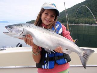Alaska Fishing Tent Camp - Sitka 22