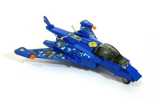 ADU Fighter Jet