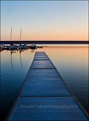 Chatfield Dock (RondaKimbrow) Tags: statepark morning lake nature water sunrise boats dock colorado peace scenic stillness chatfieldstatepark chatfieldlake chatfieldmarina