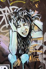 IMG_9268 Gatekunst (dese) Tags: italien italy woman streetart rome roma art girl wednesday photo italia foto arte alice flaminio gatukonst artecallejero onsdag april24 dese arteurbana gatekunst arturbain viadonatello viaflaminia 2013 desefoto alicepasquini