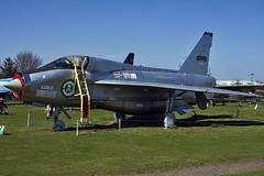 2013 Midland Air museum RSAF Lightning T.55 55713 (Hermen Goud Photography) Tags: lighting canon aviation military preserved bae coldwar bac rsaf t55 midlandairmuseum eos40d 55713 zf598