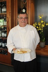 """Pastry Chef Francisco  """"Pancho"""" Enriquez Etoile Restaurant"""
