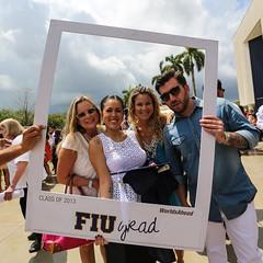 419B8953 (fiu) Tags: morning 30 polaroid graduation april commencement grad fiu poloroid 2013 fiugrad