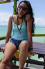 Jessie (Exciting Cebu -- Rusty Ferguson) Tags: beach jessie philippines cebu shorts filipina islandhopping tristans bantayanisland may2011 livingincebu hottiefilipina