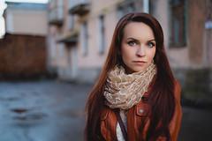 Nitka (KirillSokolov) Tags: portrait girl 35mm russia fujifilm fujinon портрет 3514 россия девушка russiangirl xe1