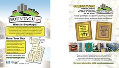 Bountagu flyer Jan 2013 (Big Local) Tags: poster flyer competition posters leaflet flyers leaflets biglocal localtrust bountagu bouncesmontagu