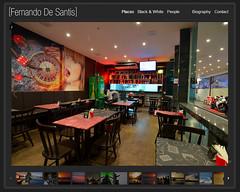 Portfolio (De Santis) Tags: brazil brasil print site sãopaulo screen santos website portfolio printscreen fernandodesantis