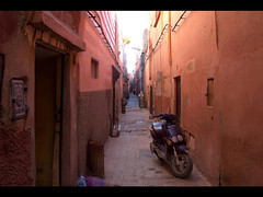 delightful coolness (j.p.yef) Tags: africa street shadow sun morroco marrakech medina yef tightly peterfey bestcapturesaoi jpyef