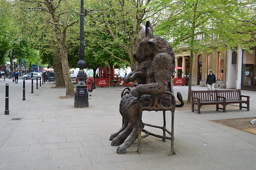 The Minotaur and the Hare, in Cheltenham #3