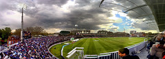 Lord's Panorama (Tom Willett) Tags: newzealand england panorama cricket lords iphone testmatch photosynth