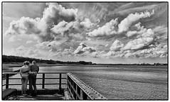 Love (Jan-Jacob Luijendijk) Tags: white black contrast nikon 28mm brug lucht zwart wit nederlandse d600 barendrecht 18g heinenoord barendrechtse