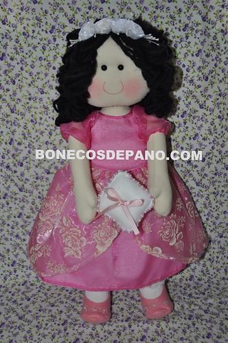 .:. Boneca Daminha .:.