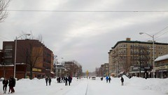 Blizzard, Feb 2013 (mahler9) Tags: cambridgema snow blizzard cambridge massachusetts winter jaym