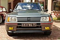 Peugeot 205 Turbo 16 (vwcorrado89) Tags: peugeot 205 turbo 16 rally rallye groupb groupe b