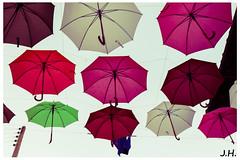 "Parapluies sur la ville - ""umbrella on the city"" - Sainte-foy-la-grande - Gironde (33) (J oSebArt's Pictures) Tags: relookage animation parapluie ombres centreville gironde couleurs multicolore ombrire saintefoylagrande paysfoyen gironde makeover umbrellas shadows downtown colors multicolor aquitaine adobe photoshop ligthroom canon 7dmarkii eos ef2470 2016"