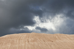 untitled (13 of 14) (Johann Kp) Tags: estonia quarry sand landscape sandy sun light available negative space clouds minimal minimalism suburb mood moody canon 5d mk2 50mm stm contrast sky cloudy