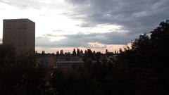 Sonntag Abend vor dem Gewitter (raumoberbayern) Tags: munich mnchen gewitter thunderstorm abend evening urbanfragments robbbilder trme