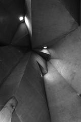IMG_3835 Neviges Pilgrimage Church by Gottfried Bhm (marklarmuseau) Tags: nevigespilgrimagechurch wallfahrtskirchemariendom velbert nrw germany pritzkerprizelaureate1986 gottfriedbhm