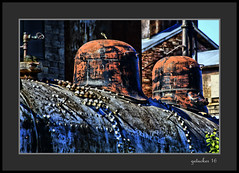 Domes (the Gallopping Geezer 3.8 million + views....) Tags: mining smelter quincysmelter industry copper hancock mi michigan upperpeninsula smalltown industrial building structure canon 5d3 tamron 28300 geezer 2016 closed abandoned decay decayed worn faded vacant