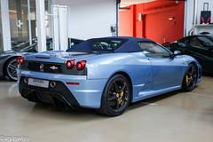 Ferrari 16M (aguswiss1) Tags: ferrari16m ferrari 16m 430 f430 scuderia barchetta spyder roadster supercar sportscar dreamcar limitededition